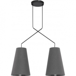 Alanya Gray II 9373 Lampa Sufitowa Nowodvorski Lighting